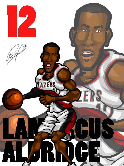 Lamarcus Aldridge Home