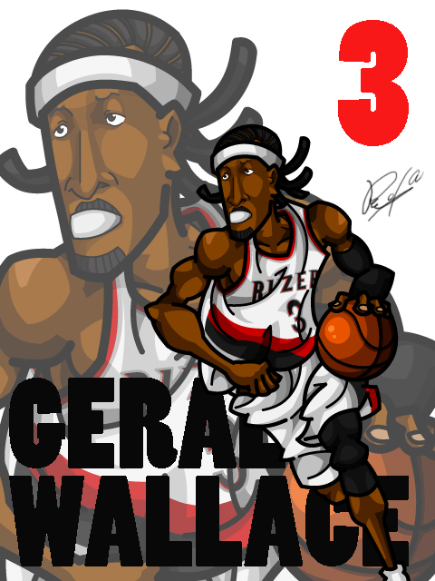 Gerald Wallace #2 Home