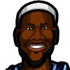 LeBron James #5