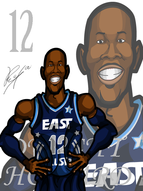 Dwight Howard #3 AS