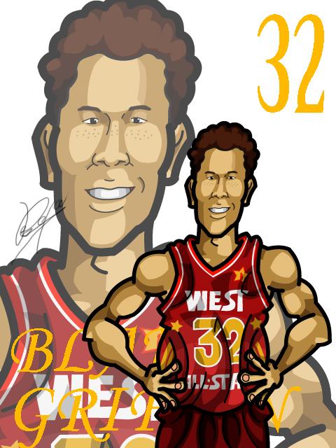 Blake Griffin #3 AS
