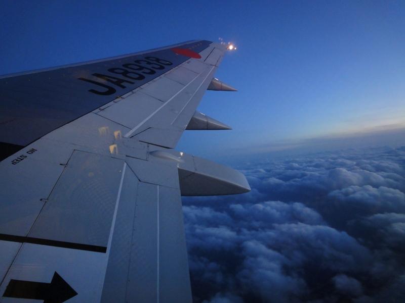 飛行機131109