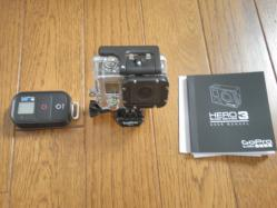 GoPro HERO3 Black Edition2