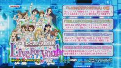 アイマスLiveForyou!DVD