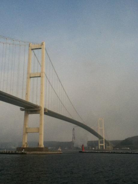2013初釣行 大橋