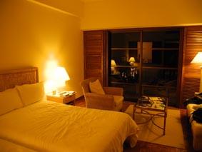リゾートの明かり2