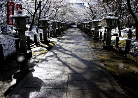 高山寺雪3