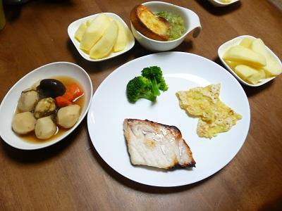 夕食 001