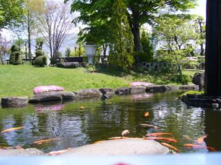 ハーブ庭園旅日記20100430
