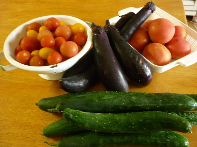 トレトレ夏野菜