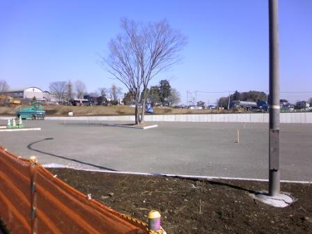 城山公園第3駐車場