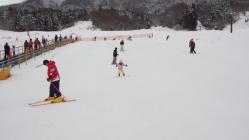 スキー2013。1
