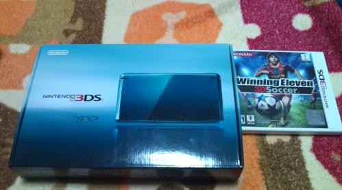 3DS外箱