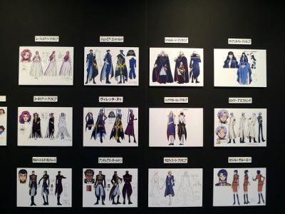 201303コードギアス原画展_キャラクター設定3