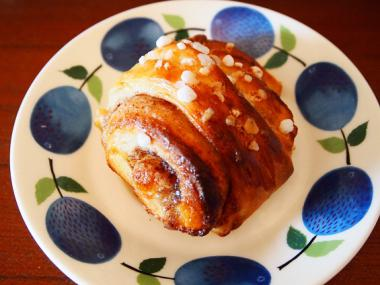 cinnamon roll × PRUNUS