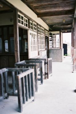 日中線記念館(旧熱塩駅)_2009/04/20