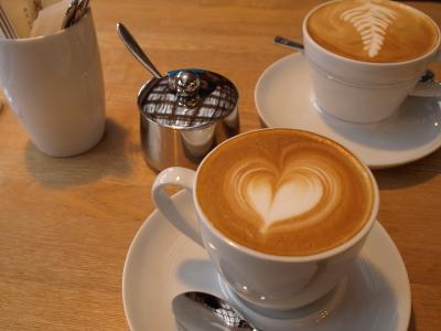 カプチーノ@TARO CAFE