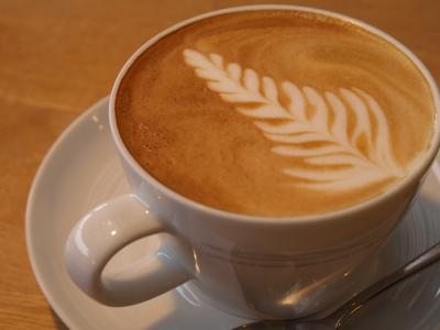 カフェラテ@TARO CAFE