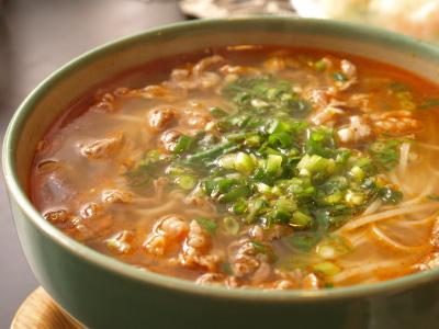 ブンボアフェ(牛肉麺)@ミリ サイゴン