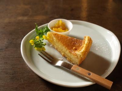 チーズケーキ@三番山下