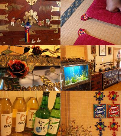 韓国料理店「平野屋」@下郷町