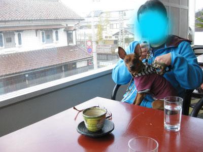 アクア@Cafe savai