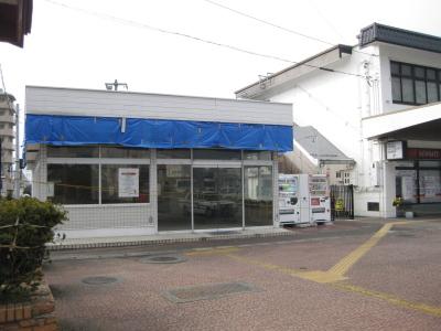 閉店した「ドムドムバーガー会津若松店」
