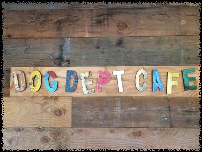 DOG DEPT CAFE