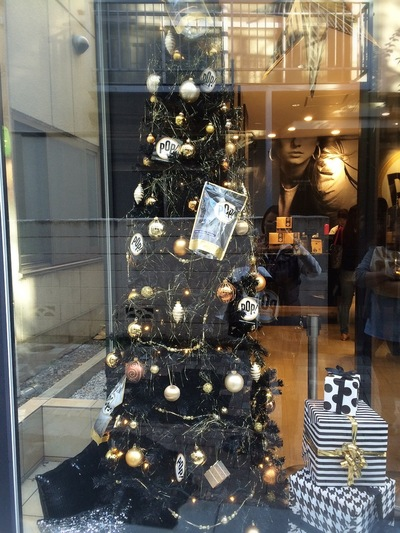 POPクリスマスツリー