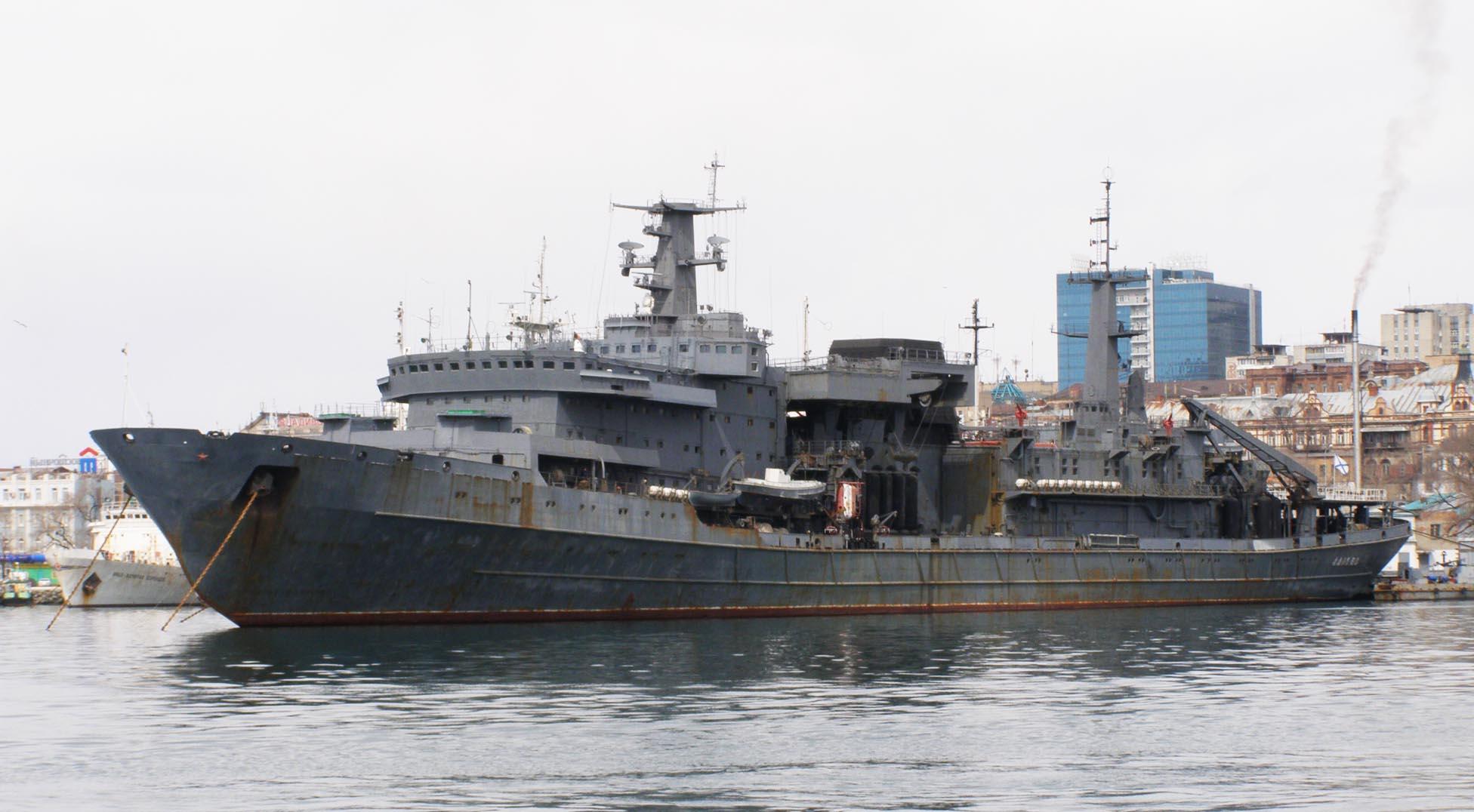 ロシア海軍は潜水救助機器での遅れを取り戻した   N.G ...