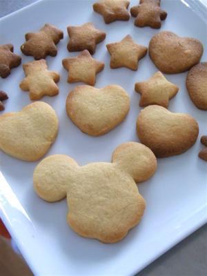 娘の特製クッキー