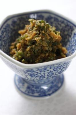 韓国青唐辛子味噌