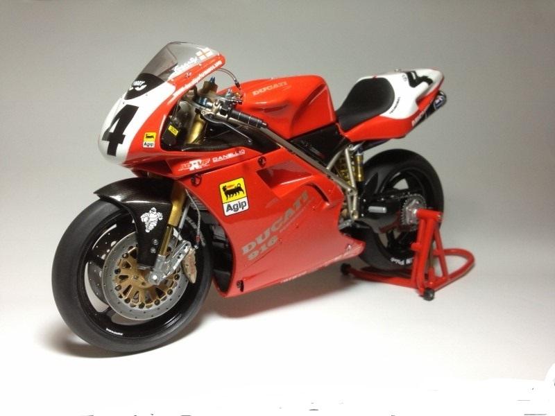 916レーサー完成2013 4