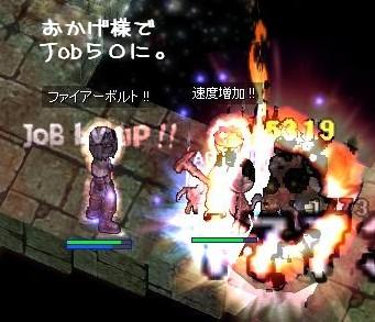 廃マジ子Job50達成