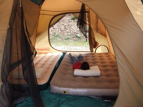 キャンプ広島 (1)