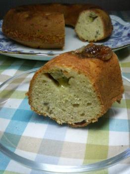 20110130バナナケーキ1