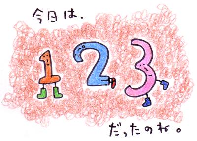 きょおは123