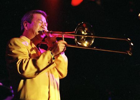 Kei Tani, trombone, 1932-2010