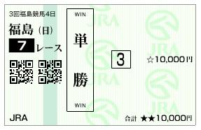 【馬券】1026福島7(日刊コンピ 馬券生活 的中 万馬券 三連単 札幌競馬)