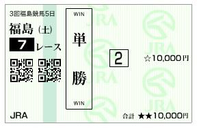 【馬券】1101福島7(日刊コンピ 馬券生活 的中 万馬券 三連単 札幌競馬)