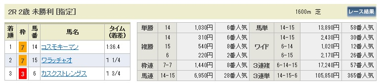 1129東京2(日刊コンピ 馬券生活 的中 万馬券 三連単 札幌競馬)