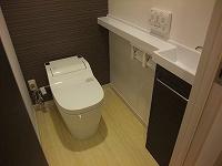 s-トイレ 竣工