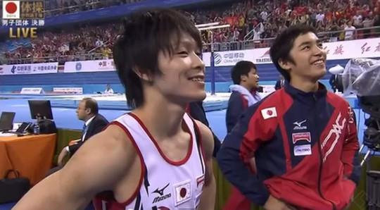 内村航平が世界体操で5連覇達成
