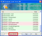 COMODO リークテスト