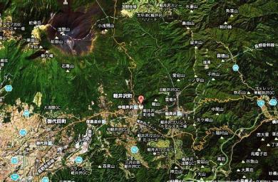 karuizawa地図2