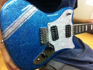 しんペーギター