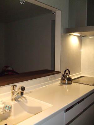夜のキッチン2