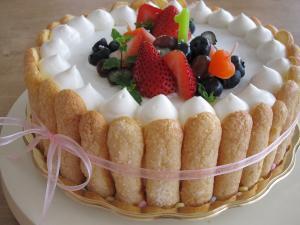 Asanケーキ