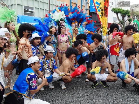 201401211沖縄カーニバルエンヘード