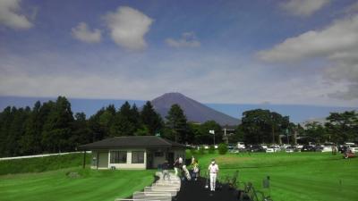 s-秋の富士山